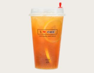 鲜柠沁红茶